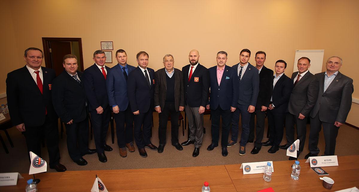 Состоялось заседание Правления Всероссийской коллегии судей